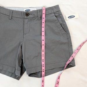 Old Navy Shorts - Old Navy Everyday Short Gray - NEW